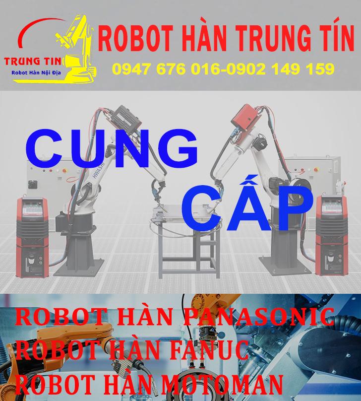 cung cap robot han cong nghiep