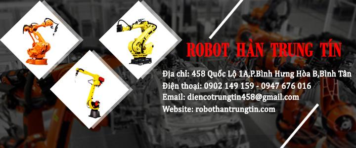 robot hàn trung tín